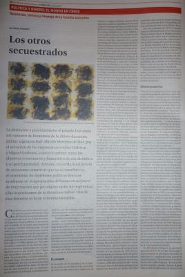 Le Monde Diplomatic// LOS OTROS SECUESTRADOS